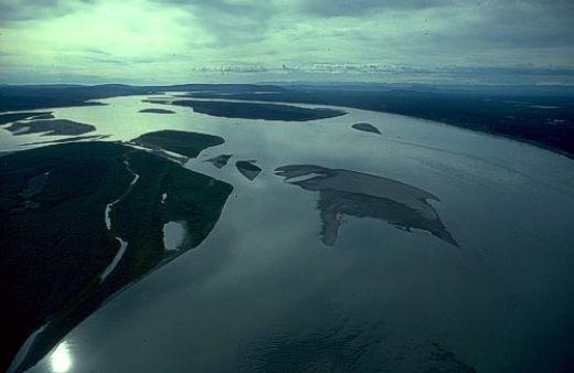 Top Ten Longest Rivers In The World Top Pictures - 4 longest rivers in the world