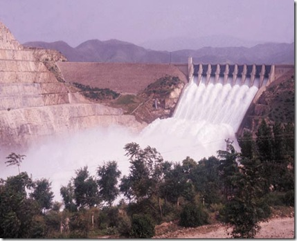 largest-dam-in-the-world-Tarbela-Dam